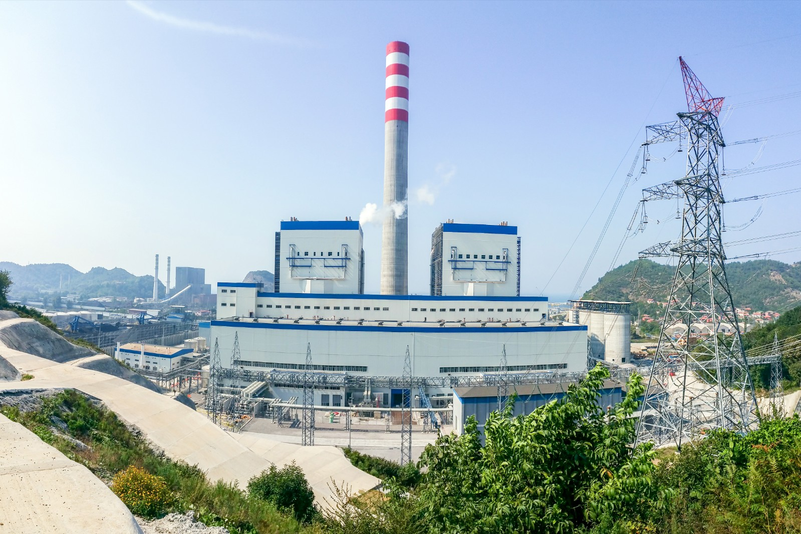 Zetes III 2x660MW Supercritical Coal Fired Power Project in Turkey,EPC