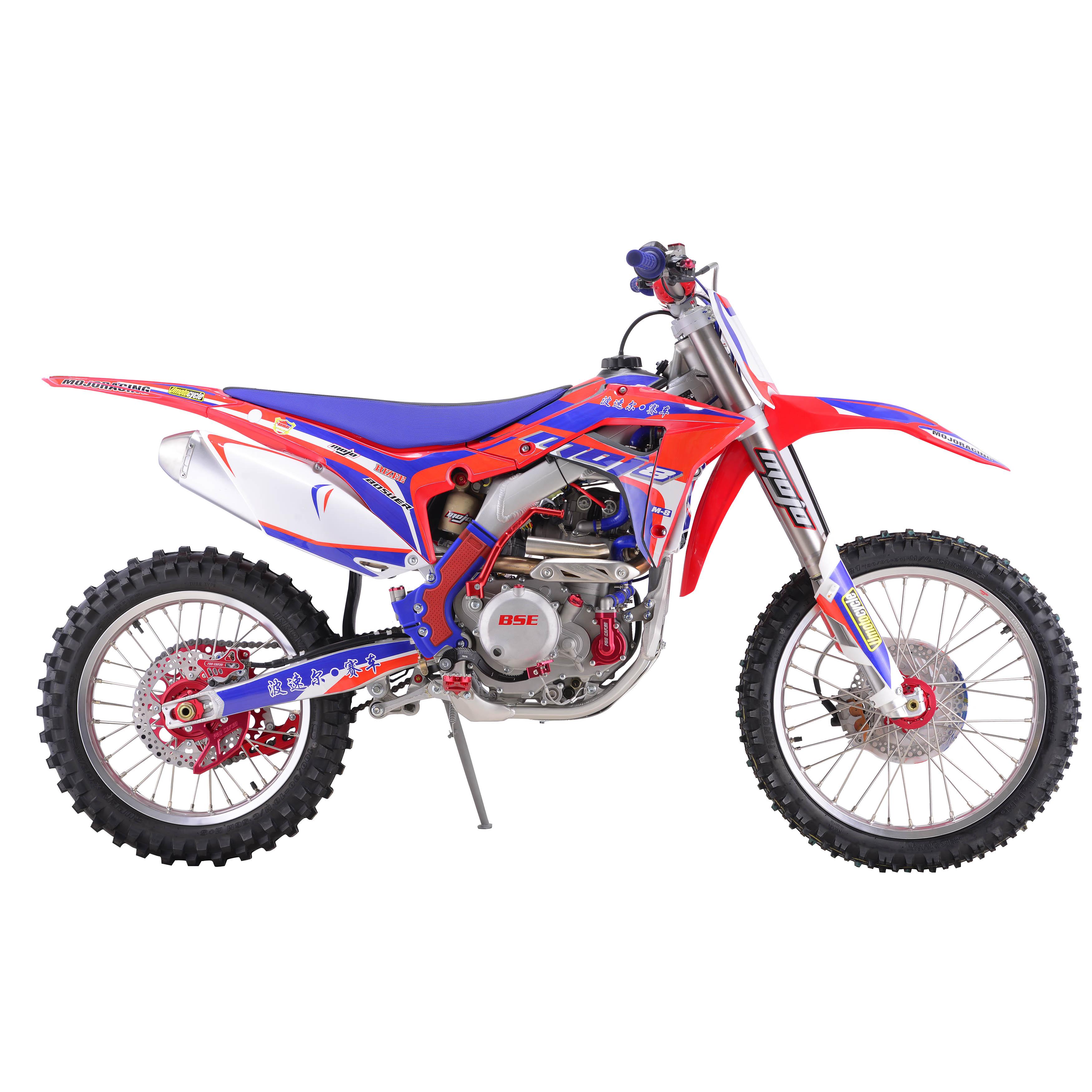 dirt bike BOSUER M450 450cc
