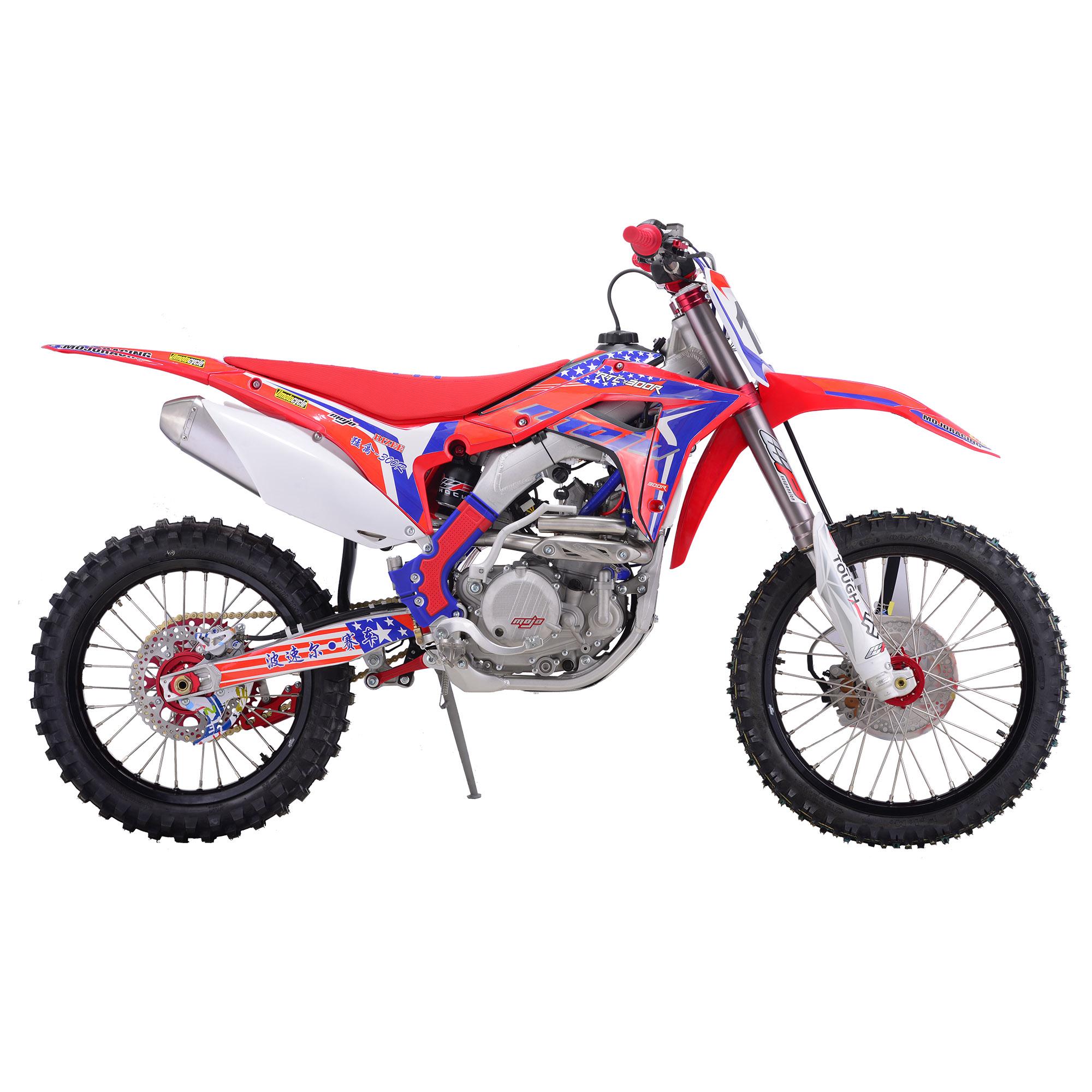 dirt bike BOSUER MR300 300CC