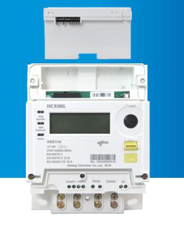 HXE110 Smart Single Phase Residential Meter