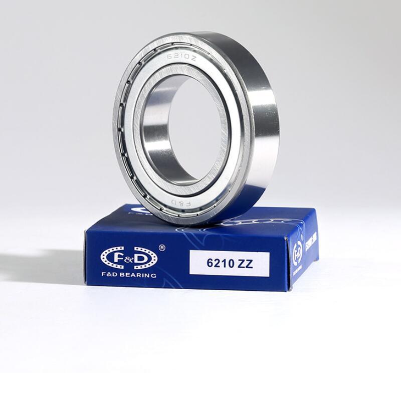 F&D bearing 6210ZZ