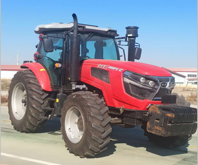 2004 tractor