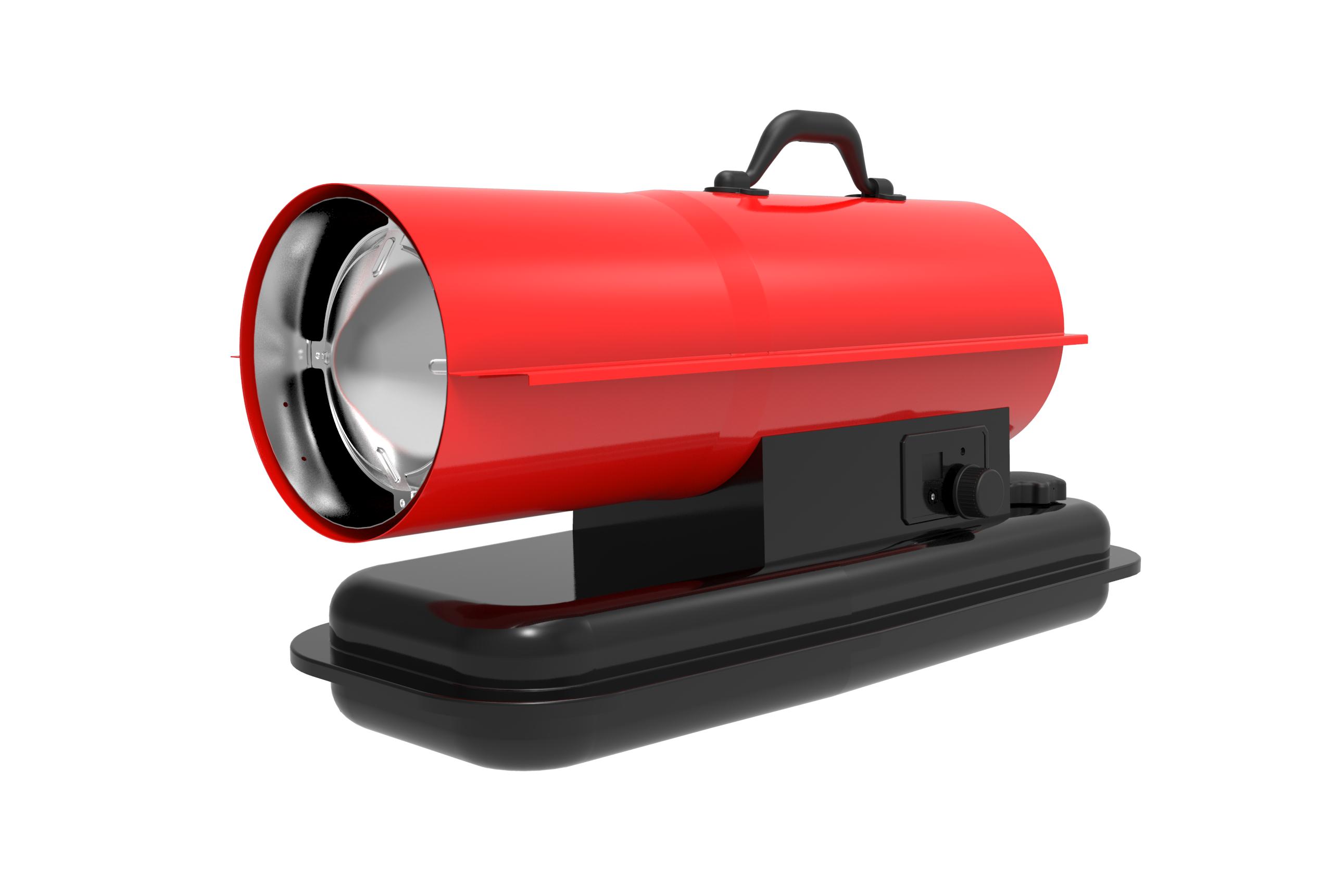 Koerosene/Diesel Forced Air Heater  10KW/34 000BTU space heater/industrial heater