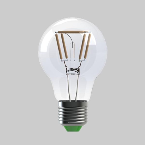 360°Stereoscopic lighting LED filament lamp