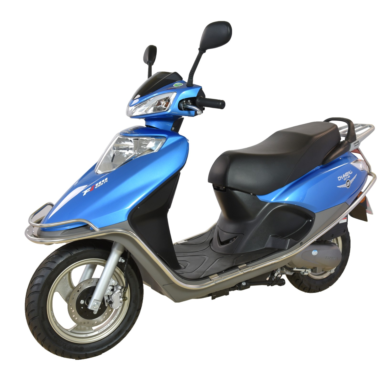 100CC scooter---HAPPY D