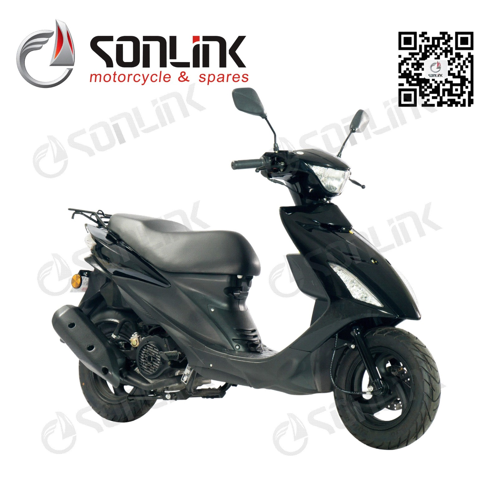 SL125T-3A/Scooter