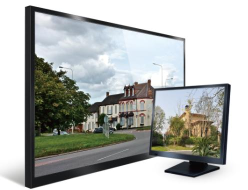 84 inch CCTV Monitor