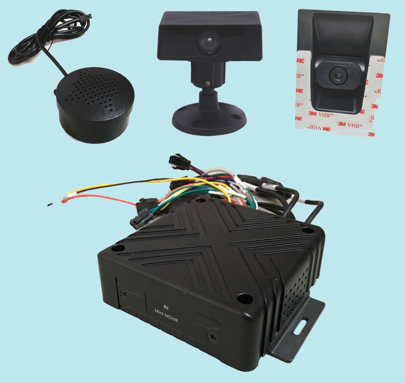 miniaturized mobile DVR ( ADAS + Face ID )