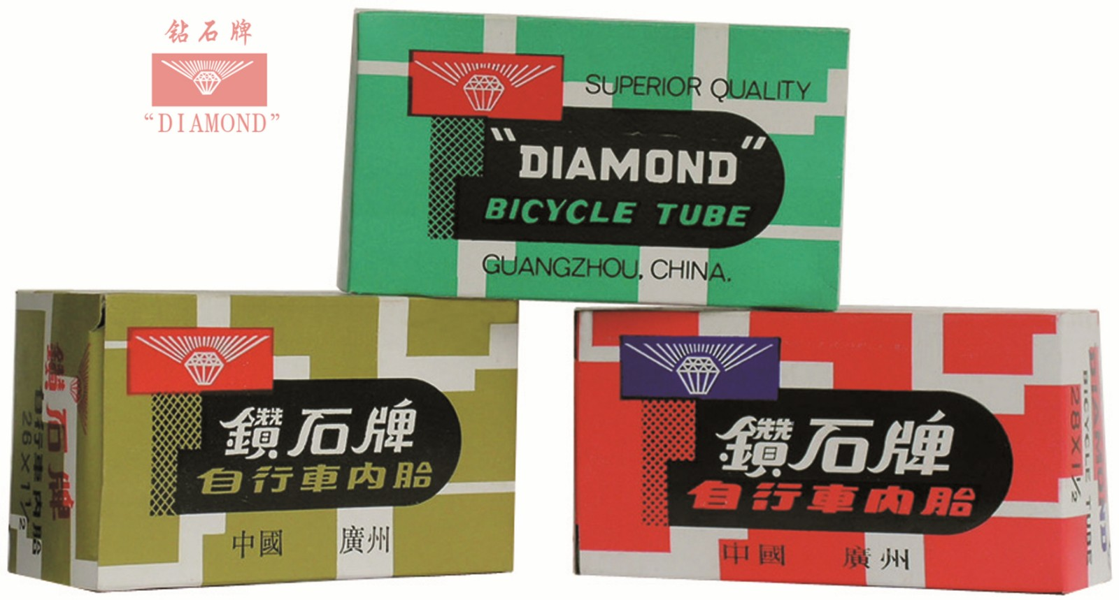 DIAMOND brand Bicycle Tube