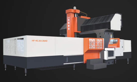 HF-KLXA Series CNC Gantry Milling Machine
