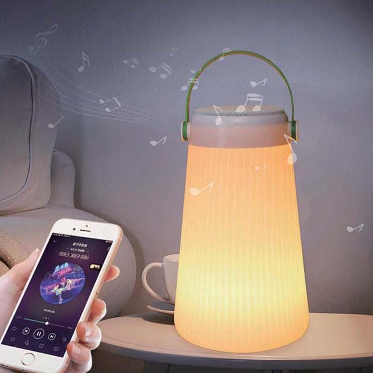 Smart Speaker Garden Light water proof with certificates