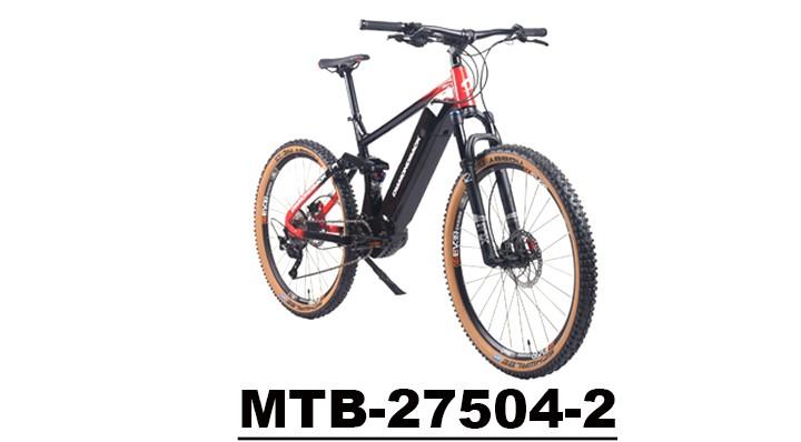 27.5x2.25 tyre torque sensor 36V 14.5AH mountain cycling