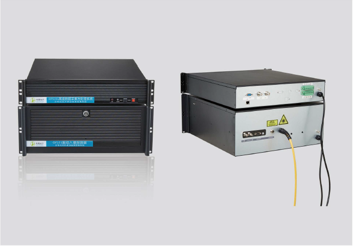 Photonic 100 distributed optical fiber perimeter alarm system
