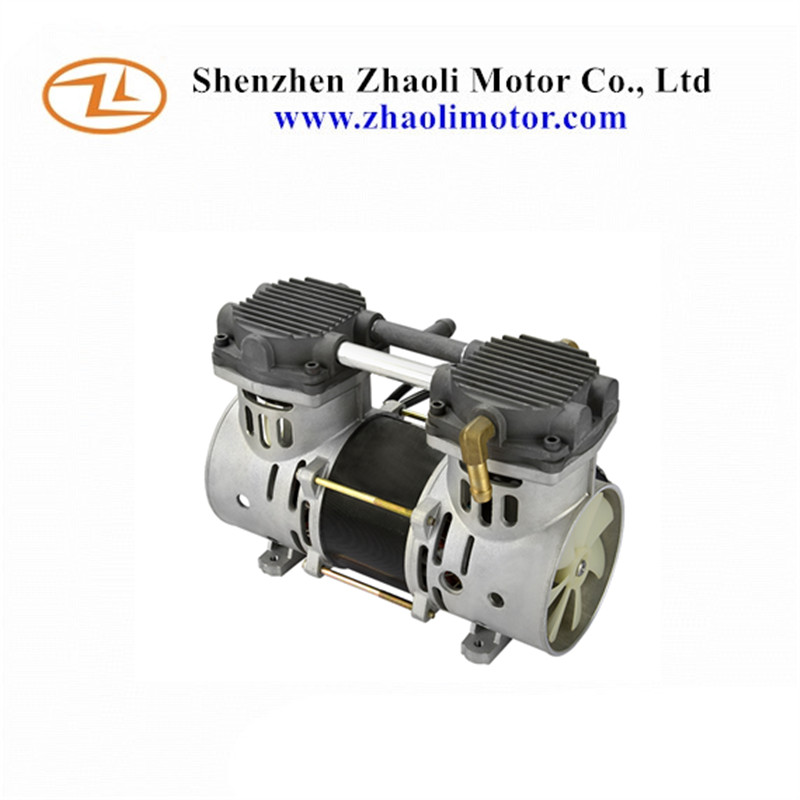 oxygen concentrator oil free air compressor motor for vaccum pump  LW280 5L