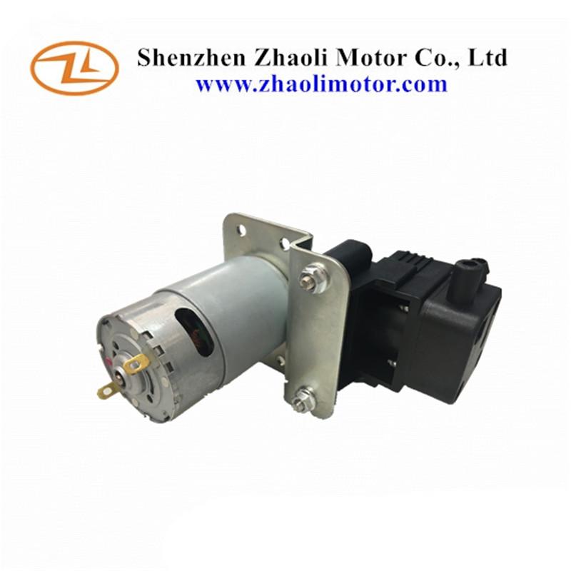 DC air pump motor for nebulizerand suciton