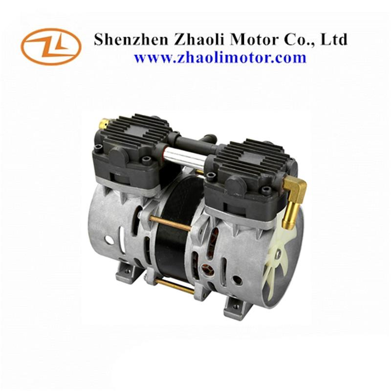oil free air compressor motor for oxygen concentrator vaccum pump LW190-3L