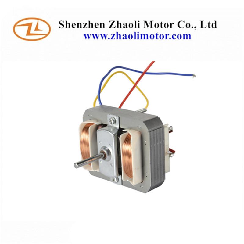 YJ84 kitchen hood motor shaded pole motor