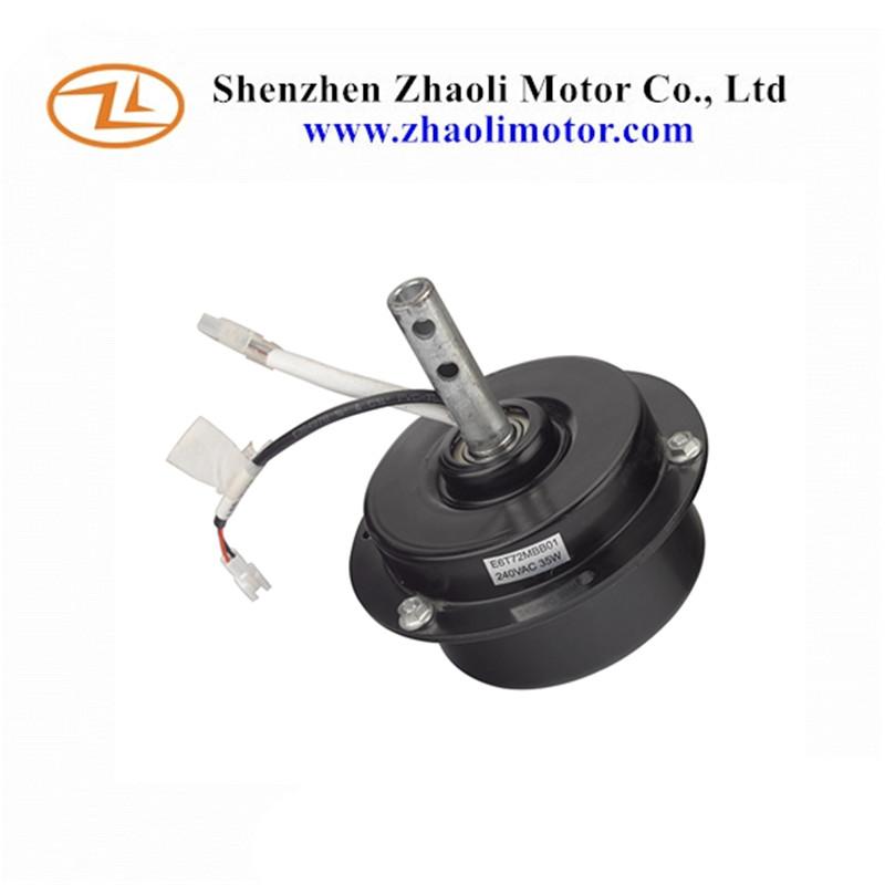 BLDC motor with controller for ceiling fan 42 46 48 52 56 60 12V 24V 120V 240V