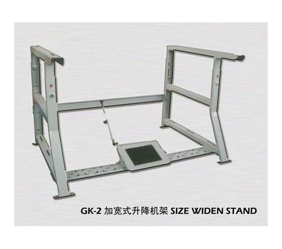 Domestic rack table