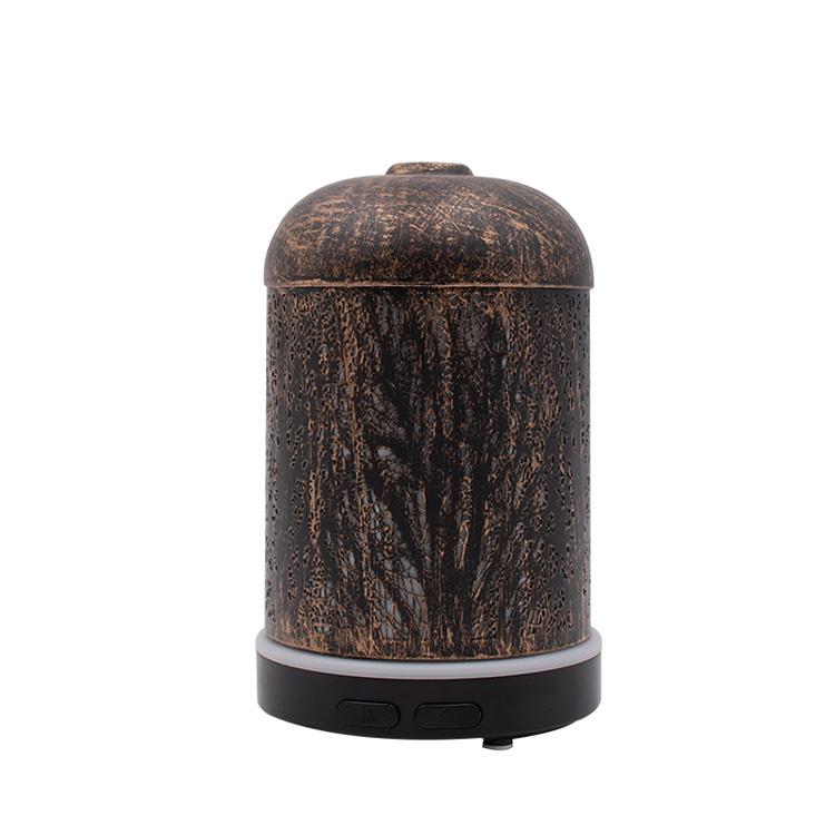 Desktop humidifier  metal luxury aroma essential oil diffuser