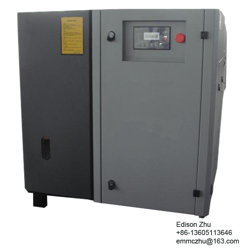 oil screw compressor