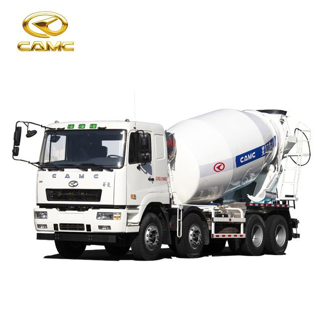 CAMC classic 8x4 concrete mixer