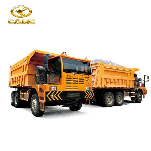 CAMC mining dump truck