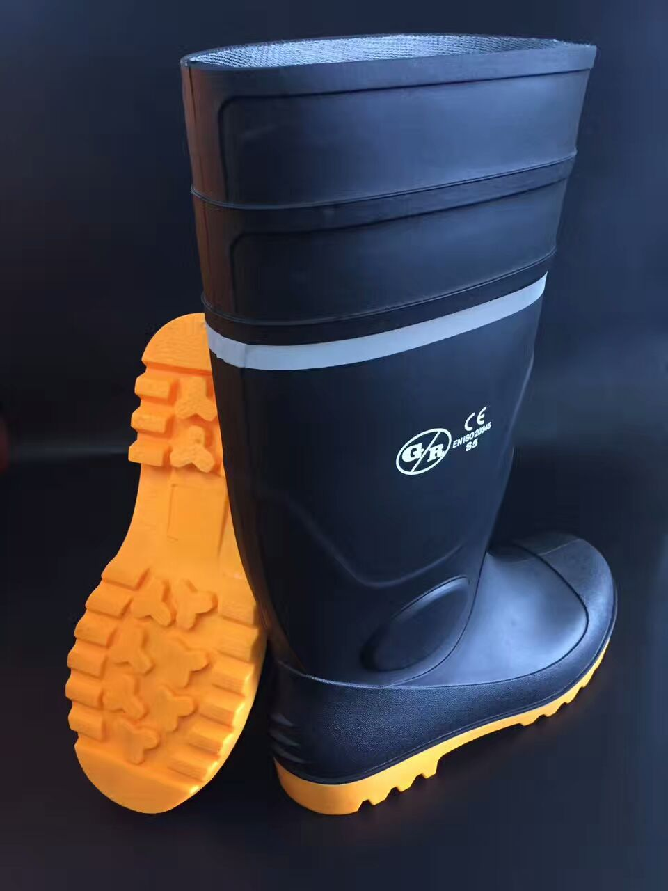 SAFETY PVC GUMBOOTS