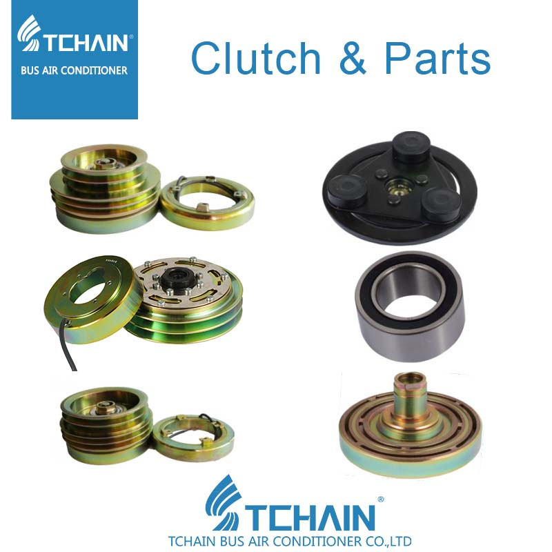 A/C Compressor Clutch 2A2B 2B Bus Air Conditioner buses Air Conditioning Spare Parts
