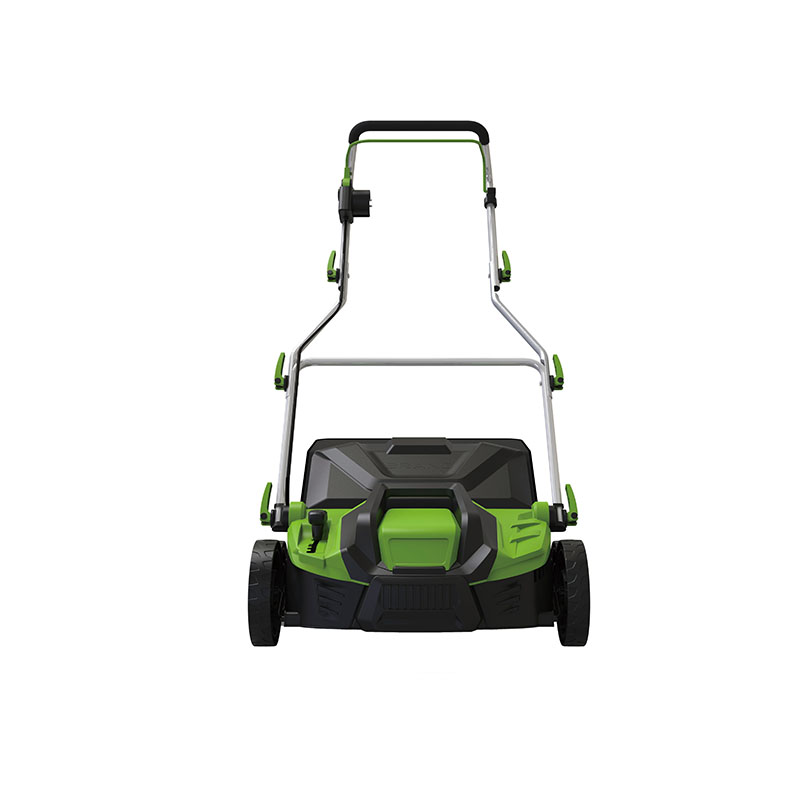 1500W 36cm AC Scarifier and Aerator 2-in-1