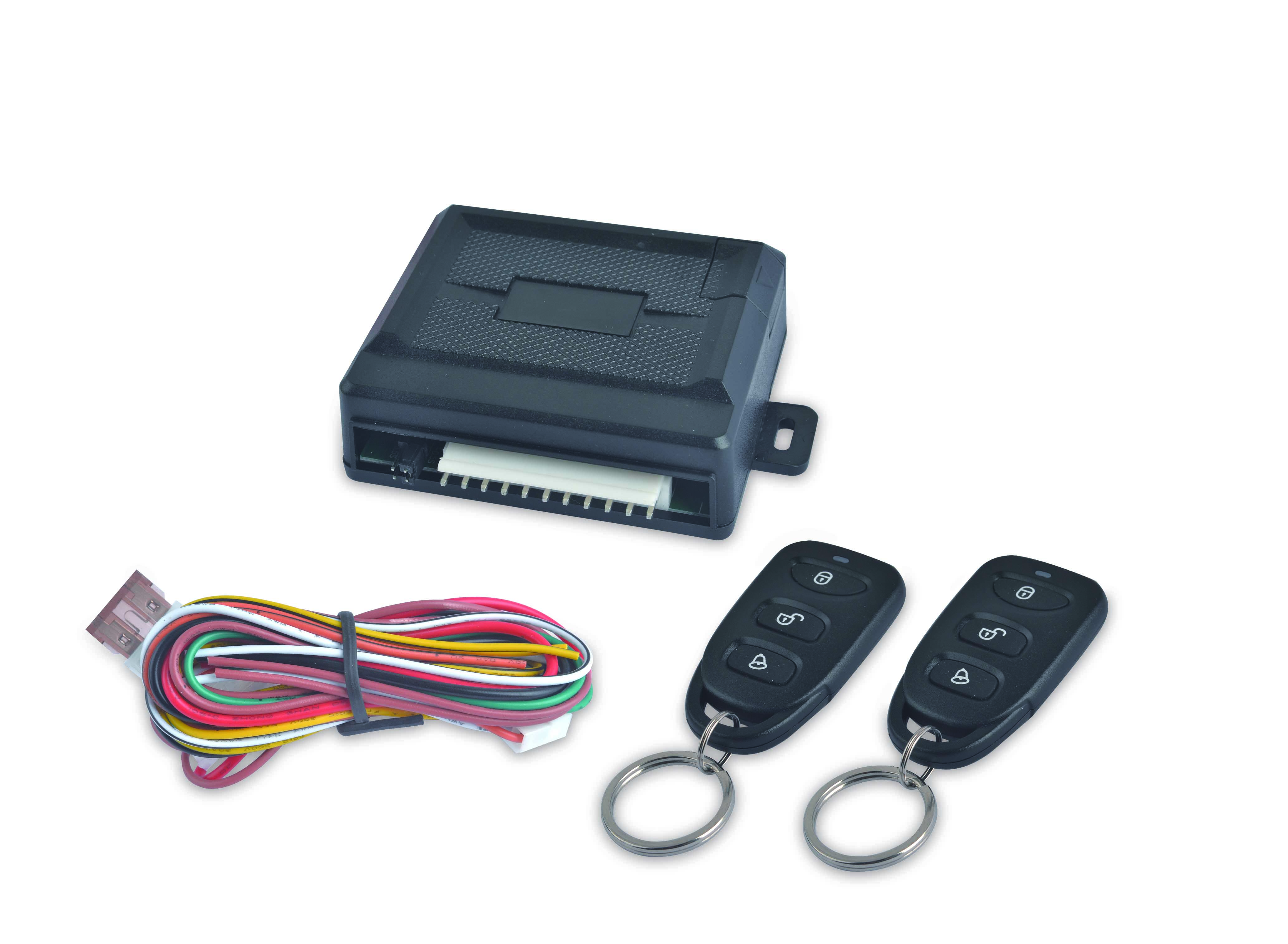 Keyless entry  system with trunk release function