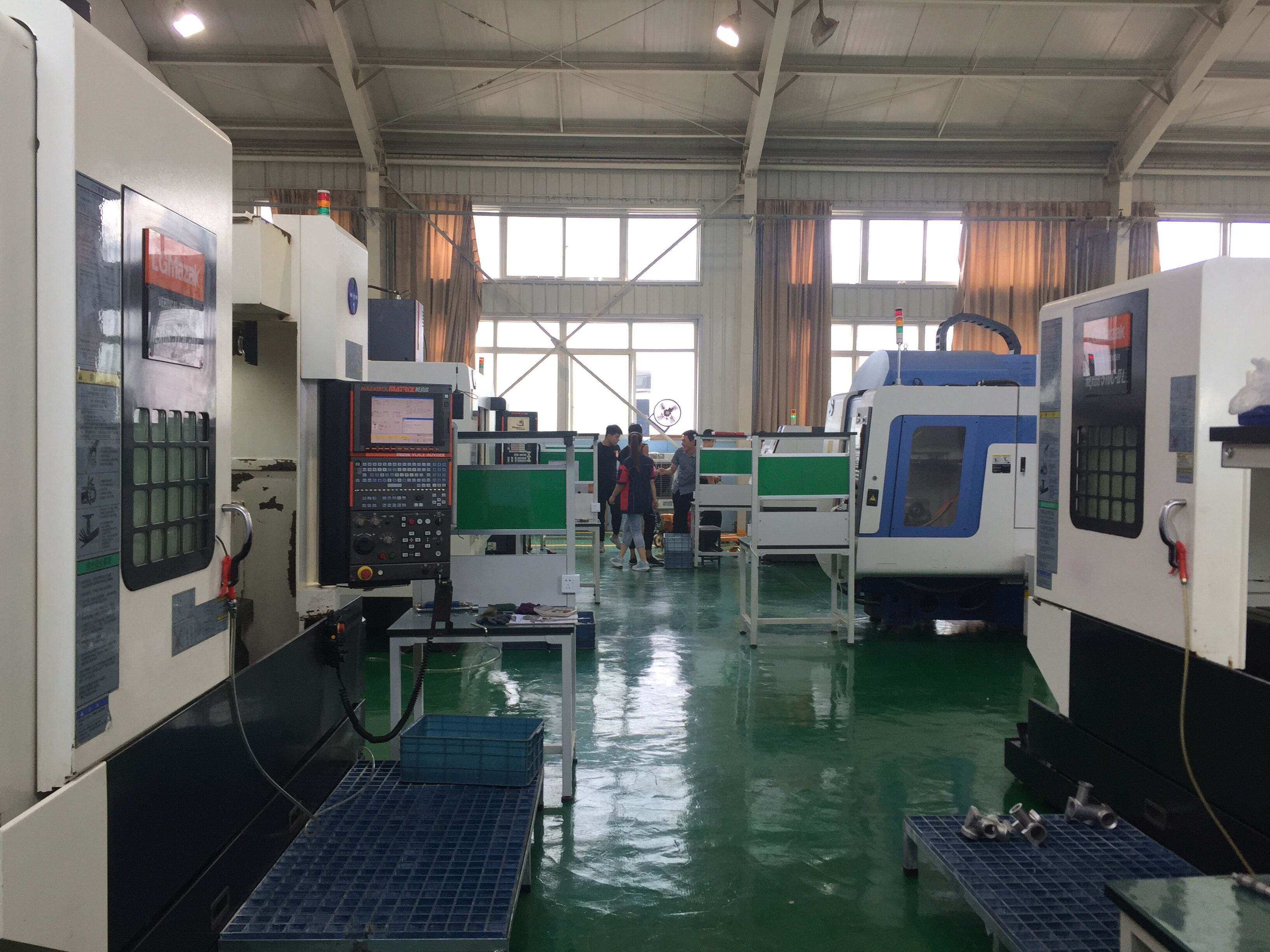 CNC Machining Parting