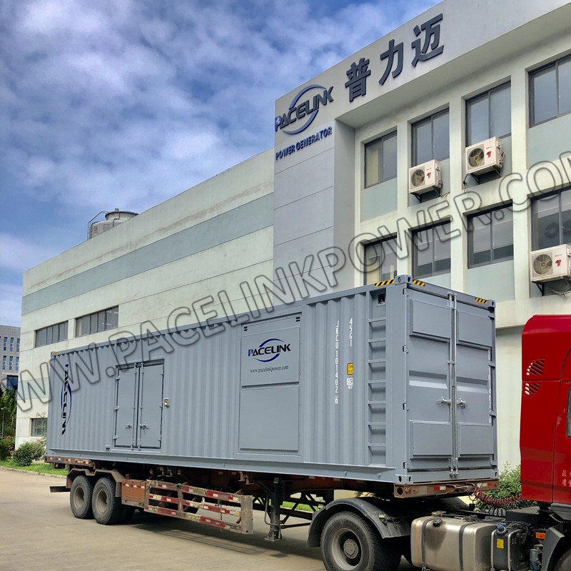 Containerized Soundproof Diesel Genset Powered with Cummins Engine with Ce/ISO