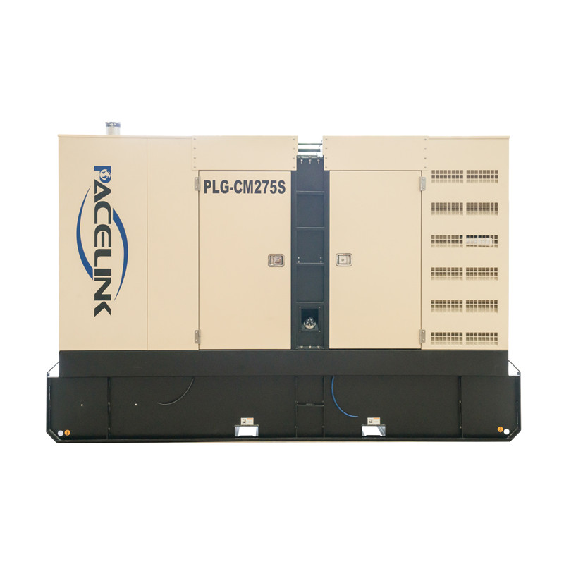 Soundproof/ Weatherproof Diesel Genset Powered with Cummins Engine with Ce/ISO