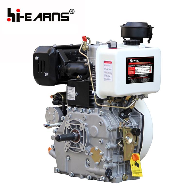 HR198FA air-cooled diesel engine