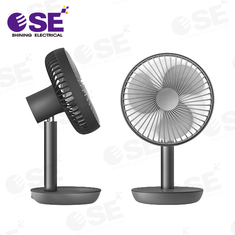 5W MINI USB outdoor Portable deck DC fans household use 9 inch table Fan for office