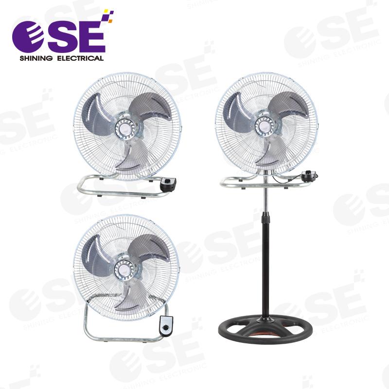 18 inch CE/CB 3 in 1 industrial stand fan