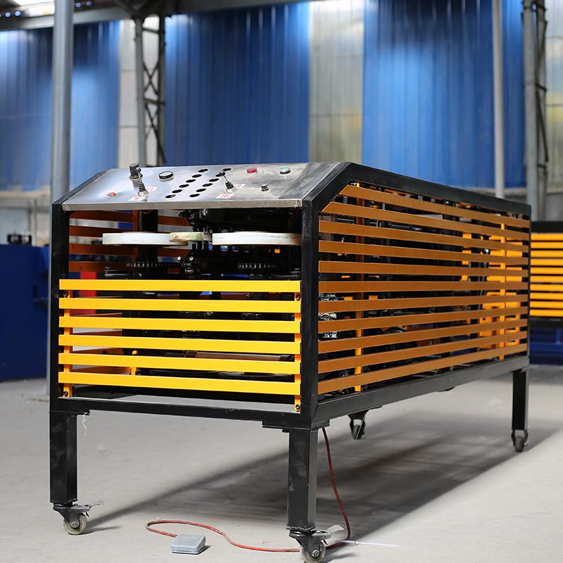 QIDIAN machines fabric feeding machine for sponge scouring pad