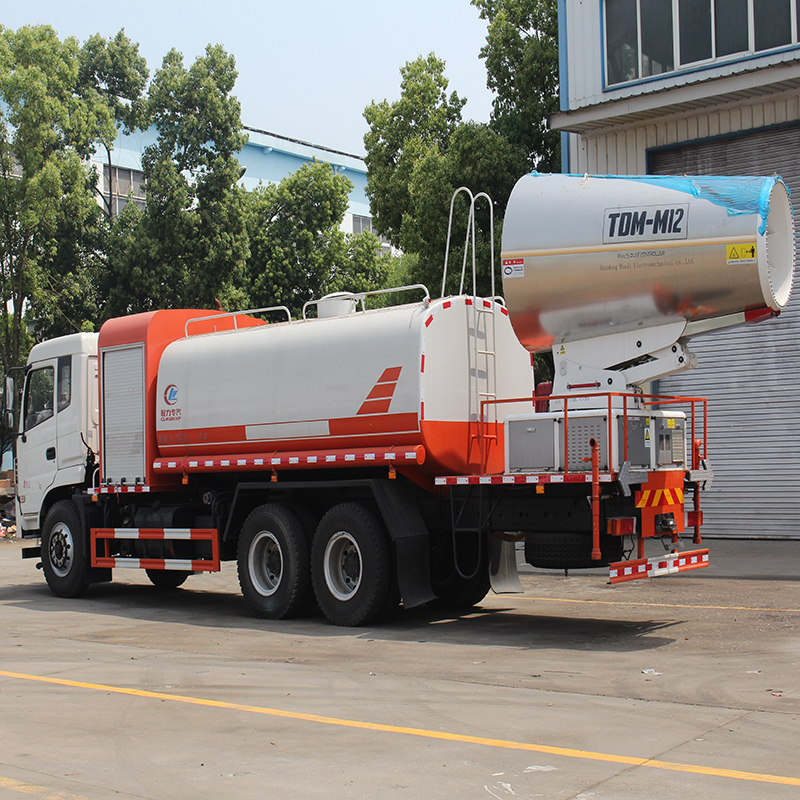 2020 hot selling disinfection anti-epidemic and environmental protection Dust suppression car