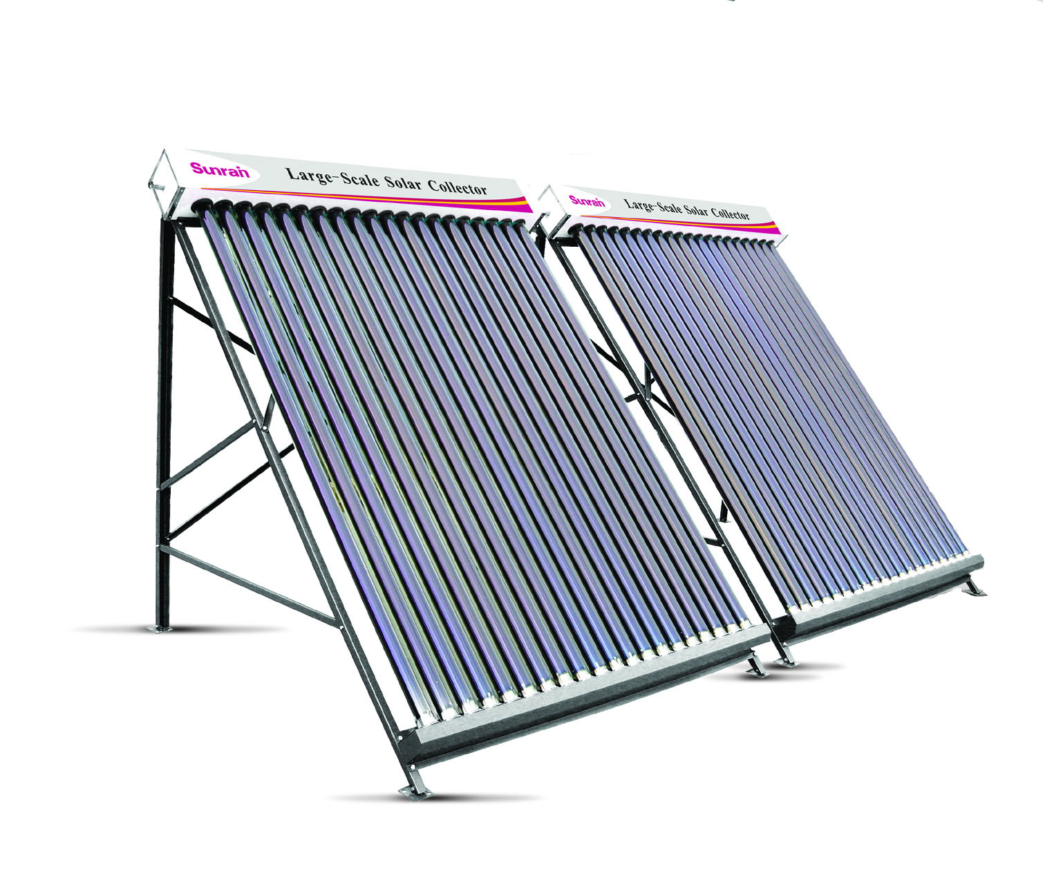 Large Scal solar collector