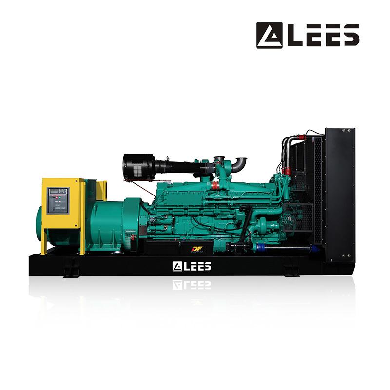 Diesel generator set powered by Cummins engine 24-2500kVA