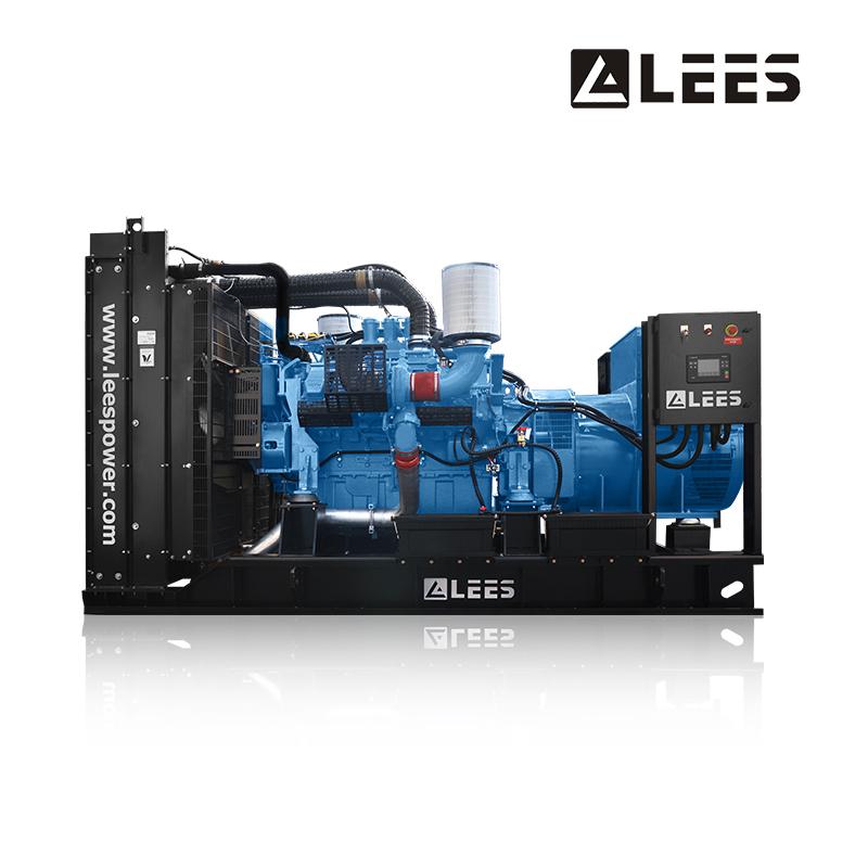 Diesel generator set powered by MTU engine 715-4000kVA