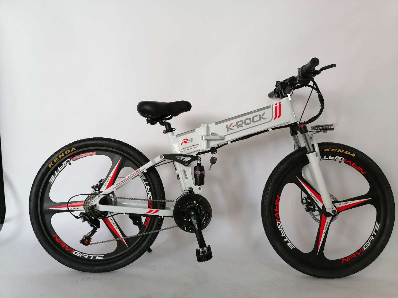 26inch Aluminum alloy electric folding bike