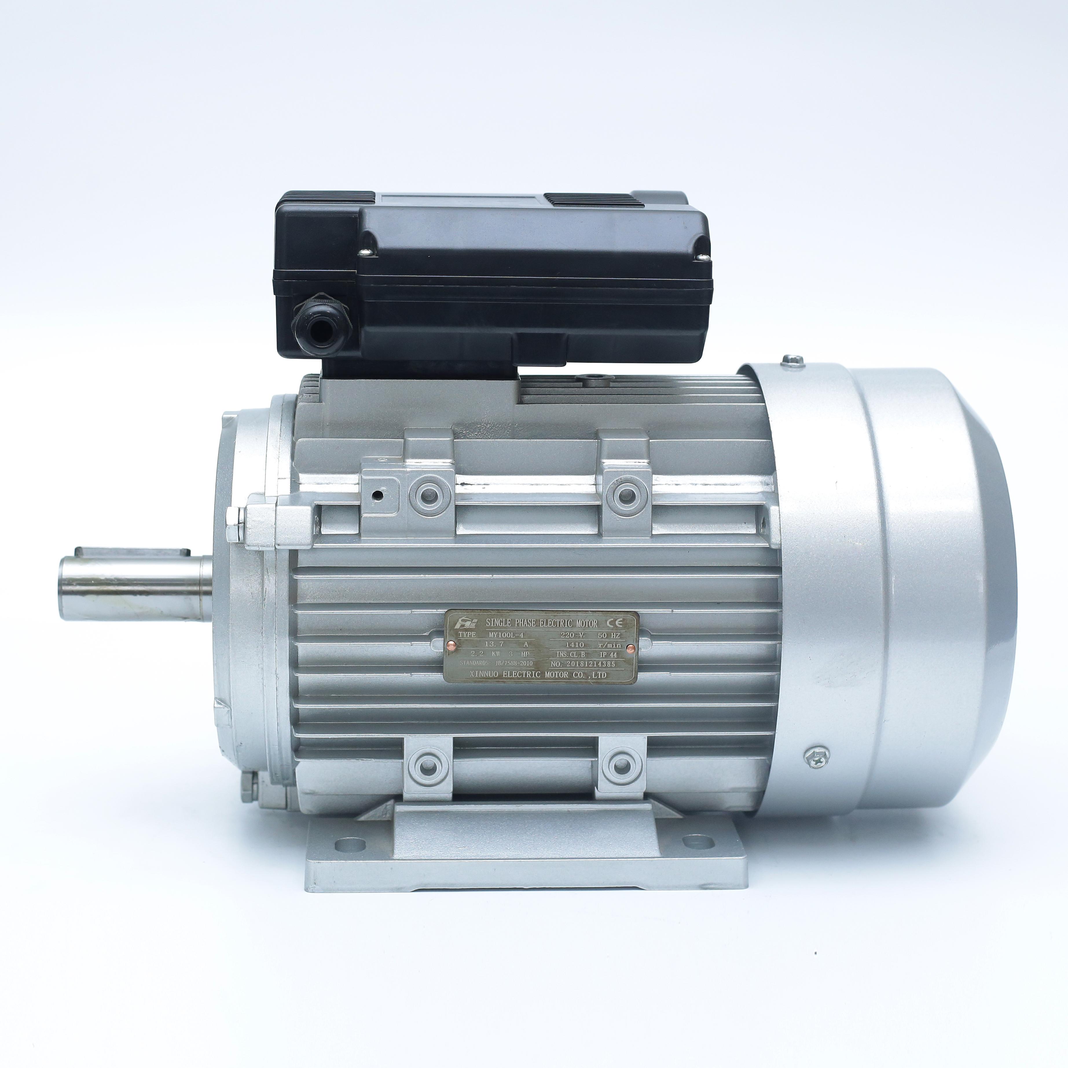 ML/MY-Series Aluminum Single Phase Electric Motor
