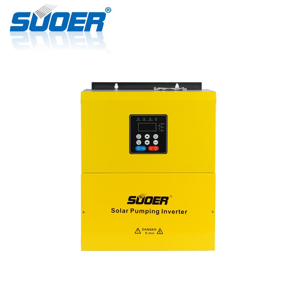 Suoer 380V 18.5KW three-phase solar pumping inverter