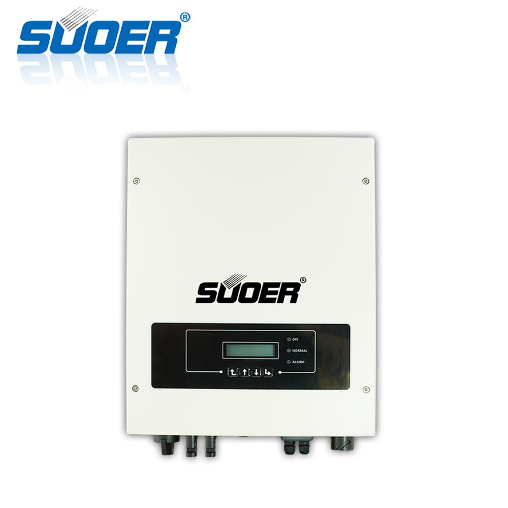 Suoer 5000W on grid solar inverter