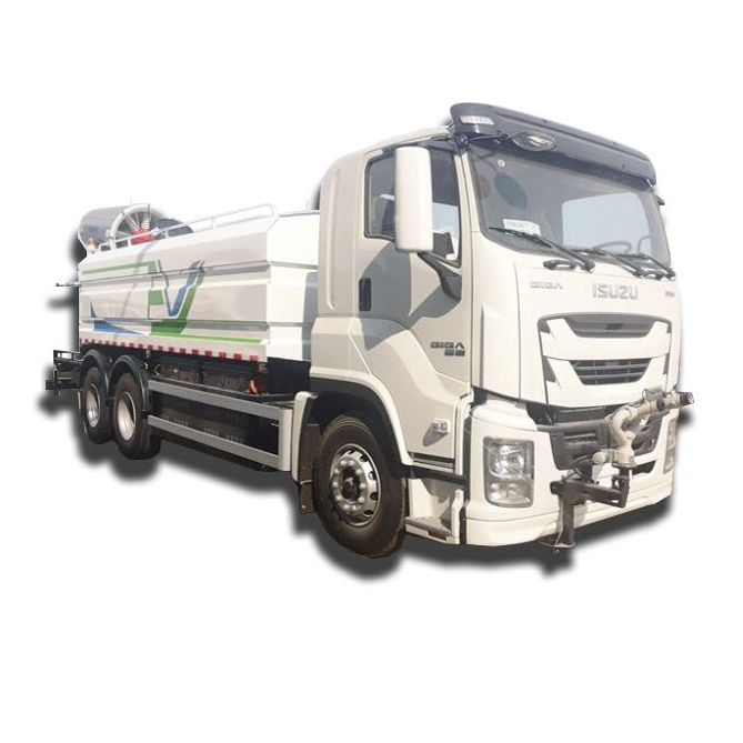 Multifunction Dust Suppression Truck