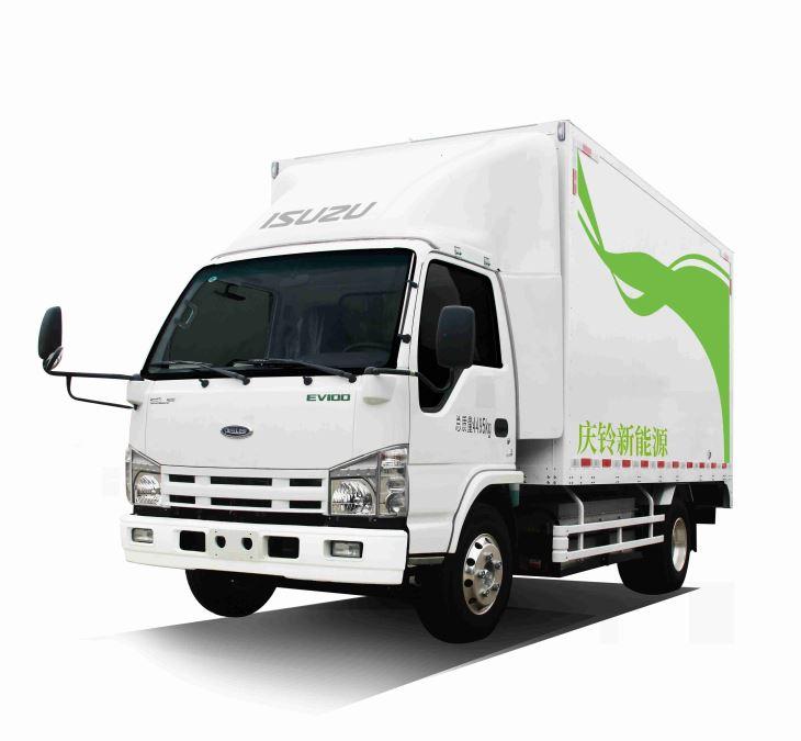 Electric Van Truck