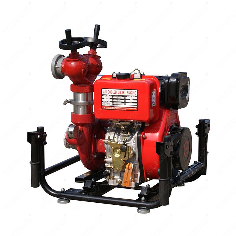 Yarmax 2inch 3inch 4inch Diesel Water Pump Fire Pump