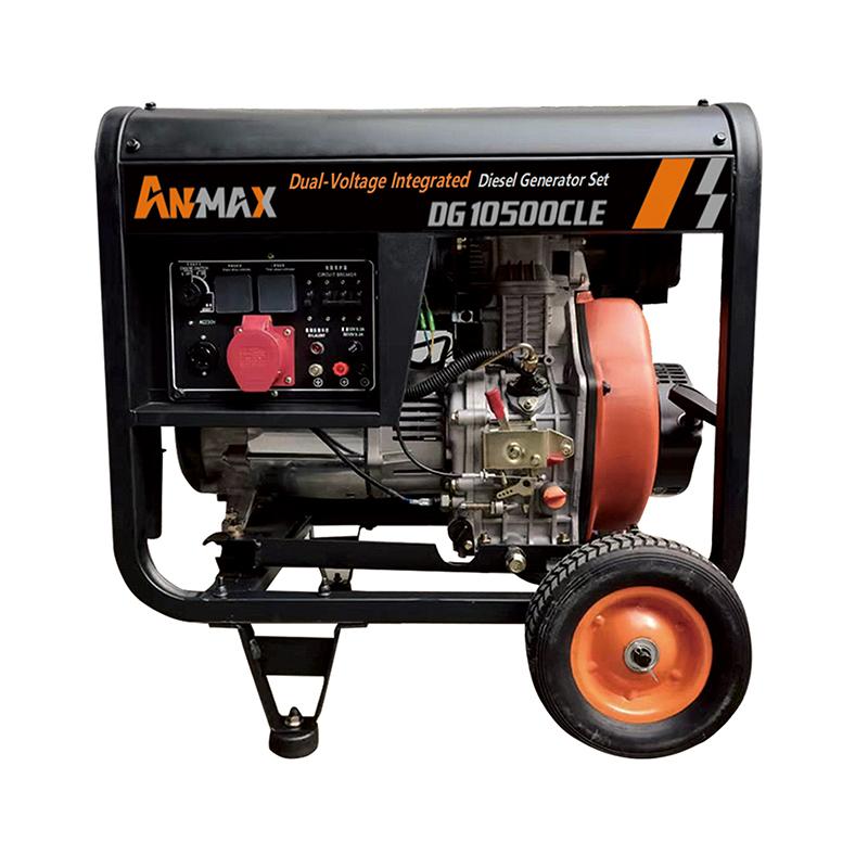 Dual  Voltage Diesel Generator